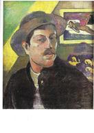 Gauguin -portrait De L'artiste ( Musée D'Orsay, Paris) - Peintures & Tableaux