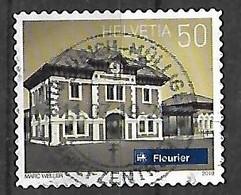 2018 Fleurier - Centrale Stempel - Schweiz