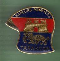 SAPEURS POMPIERS *** TARASCON *** 1033 (10) - Firemen