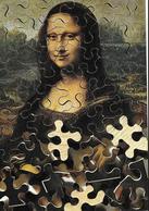 Mini Puzzle ( Musées Nationaux ) La Joconde - Sin Clasificación