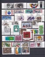 BRD - 1979 - Sammlung+MiNr. 1023 Kleinbogen - Gest. - Komplet - Gebraucht