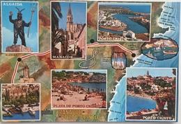 (236) Manacor- Porto Christo - Algaida - Cartes Géographiques