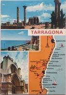 (237) Tarragona - Costa Dorada - Kerk - Zuilen - Cartes Géographiques