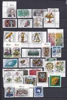 BRD - 1981 - Sammlung - Gest. - Komplet - Gebraucht