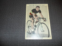 Sport ( 106 )  Coureur  Wielrenner  Renner  Cycliste :  André Maelbrancke - Reclame Chicorei  Roeselare  Roulers - Cycling
