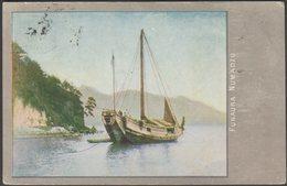 Funaura, Numadzu, 1905 - Tamesis Syndicate Postcard - Japan