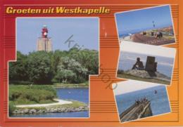 Westkapelle   - Gelopen Met Postzegel  [KA 3810 - Pays-Bas
