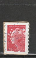 France Adhésif Oblitéré  2011  N° 590 Marianne De Beaujard - Adhesive Stamps