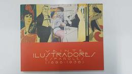 Veinte Ilustradores Españoles (1898-1936): Ramon Casas, Mendez Bringa, Gaspar Camps, Medina Vera, Freixas, Bos... - Bücher, Zeitschriften, Comics