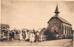 50 AGON COUTAINVILLE - Chapelle Des Baigneurs - Animée - Other Municipalities