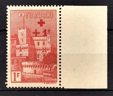 MONACO 1939 / 1940  - Y.T. N° 208 - NEUF ** /3 - Monaco