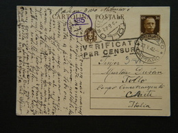 WW2 - ITALY OCCUPATION OF MONTENEGRO 1942- PERASTO - CATTARO - TOLLO CHIETI - Montenegro