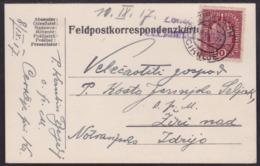 Zirklach - Cirklje, On Postcard,  1917 - 1850-1918 Empire