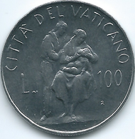 Vatican City - John Paul II - 1982 - 100 Lire - KM164 - Vatican