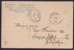 St. Marein B. Erlachstein - Šmarje, On Picture Postcard,  1904 - 1850-1918 Empire