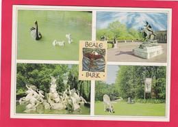 Modern Multi View Post Card Of Beale Park Wildlife Park And Gardens,Berkshire,U29. - England
