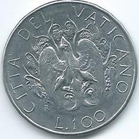 Vatican City - John Paul II - 1989 - 100 Lire - KM216 - Vatican