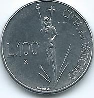 Vatican City - John Paul II - 1991 - 100 Lire - KM231 - Vatican