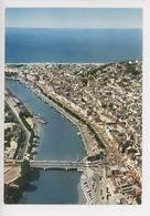 Trouville-Deauville : Vue Générale (cp Vierge N°238 Artaud) Aérienne - Trouville