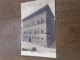 Cartolina Postale 1912, Firenze Palazzo Strozzi - Firenze (Florence)