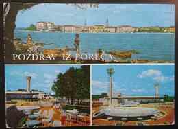 POREC - YUGOSLAVIA (CROATIA) - Pozdrav Iz Poreca - Multiview   Vg - Jugoslavia