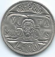 Vatican City - John Paul II - 1993 - 100 Lire - KM247 - Vatican