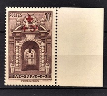 MONACO 1939 / 1940  - Y.T. N° 214 - NEUF ** /4 - Monaco
