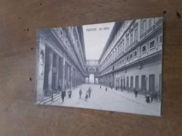 Cartolina Postale 1914, Firenze Gli Uffizi - Firenze (Florence)