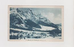 S. Martino Di Castrozza (TN)  , Ediz Nanni Gadenz - F.p. -  Anni '1930 - Trento
