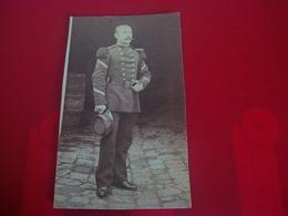 PHOTO MILITAIRE GRAND PERE RAFFINI - Guerre, Militaire