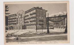 S. Martino Di Castrozza (TN) , Hotel Sass Maor  - F.p. -  Anni '1930 - Trento
