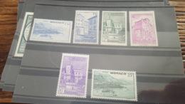 LOT 464483 TIMBRE DE MONACO NEUF** LUXE N°275 A 280 - Monaco