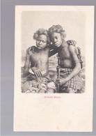 SOMALIA Somali Boys OLD POSTCARD - Somalië