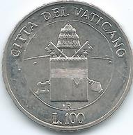 Vatican City - John Paul II - 2000 - 100 Lire - KM326 - Vatican