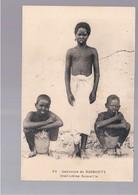 SOMALIA Souvenir De Djibouti Diablotins Somalis OLD POSTCARD - Somalië