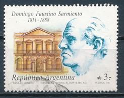 °°° ARGENTINA - Y&T N°1637 - 1988 °°° - Argentina