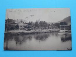 WAULSORT-s/M. - Pavillon De L'HORLOGE ( Dégustation ) ( A. Dumont ) Anno 1935 ( Zie/voir Foto 's ) ! - Hastiere