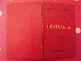 Carte D'état-major De Grenoble (1/100000). Hachette 1894. Ministère De L'intérieur. - Cartes Topographiques