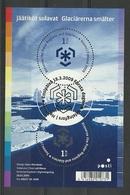 Finland 2009 Climat Change The Glaciers S/S Y.T. BF 53 (0) - Finlande
