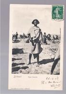 SOMALIA  Djibouti Type Somalis OLD POSTCARD - Somalië