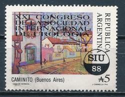 °°° ARGENTINA - Y&T N°1645 - 1988 °°° - Argentina