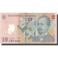 Billet, Roumanie, 10 Lei, 2008, 2008-12-01, KM:119b, TTB+ - Roumanie