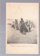 SOMALIA  Djibouti Femme Somalie, De La Brusse OLD POSTCARD - Somalië