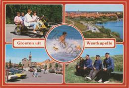 Westkapelle  - Gelopen Met Postzegel  [KA 4092 - Zonder Classificatie