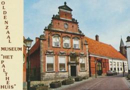 Oldenzaal - Het Palthehuis-Museum    - Ongelopen [KA 4.446 - Holanda