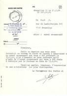 Formulaire 421 - Documents De La Poste