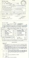 Formulaire 227 A Et 227 Bis - Documents De La Poste