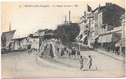 17 - ROYAN ...La Rampe Lessorre....écrite..... - Royan