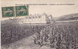 Côte-d'Or - Environs De Nuits-St-Georges - Château Du Clos De Vougeot - Autres Communes