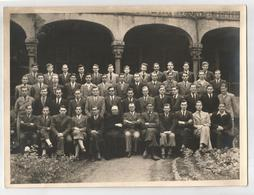 Photo De Classe Gent Sint Barbara Collège Ste Barbe Gand Photographie Photo Véritable 102 - Anonymous Persons